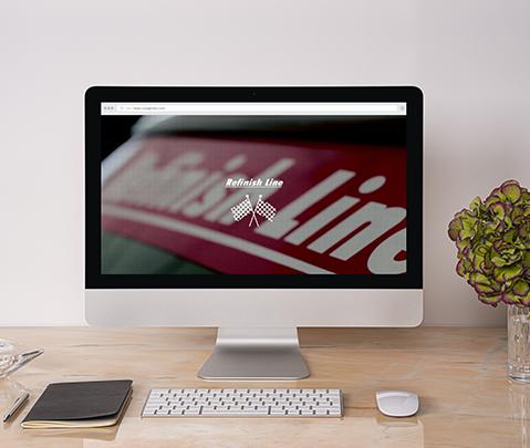 Refinish Line - Web Development by Jude Gimeno